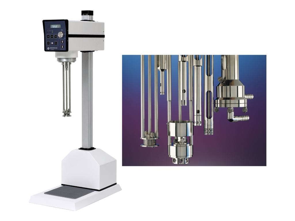 silverson laboratory mixer